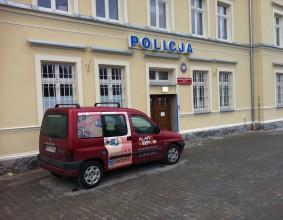 Komenda Miejska Policji w Nowym Mieście Lubawskim