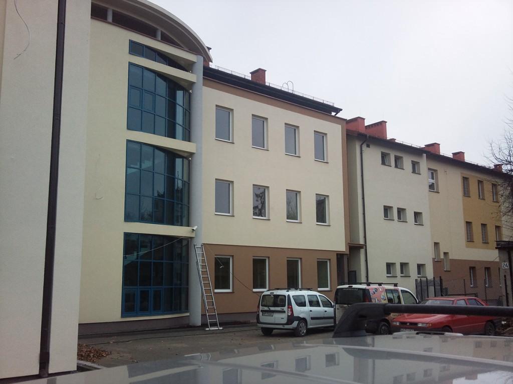 Komenda Miejska Policji w Szczytnie