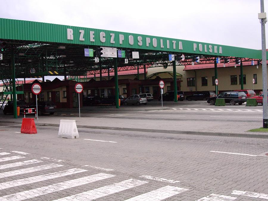 Przejście Graniczne Grzechotki