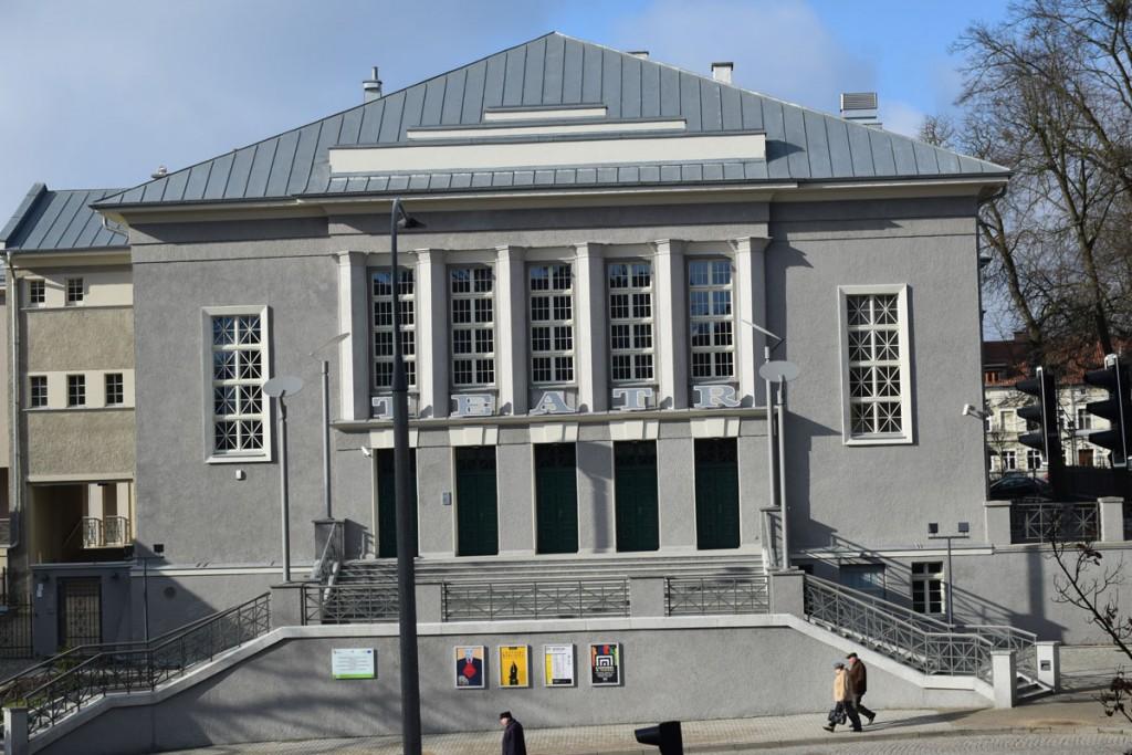 Rewitalizacja Teatr Jaracza